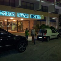 Photo taken at Ionion Star Hotel by Александар М. on 8/18/2012