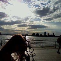 Photo taken at Hudson River Park by Phil C. on 4/17/2012