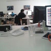 Photo taken at Easytech S.R.L. by Tatooka T. on 6/15/2012