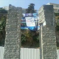 9/5/2012 tarihinde Murat B.ziyaretçi tarafından Yüzen Taşlar Heykeli'de çekilen fotoğraf