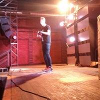 Photo taken at Music Club DOMA by Milan K. on 4/14/2012