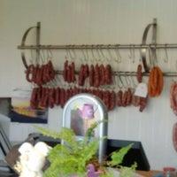 Photo prise au Les Béolles - Boucherie - Charcuterie à la ferme par Petit F. le3/25/2012