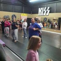 Photo taken at Crystal's Elite Dance Studio by Julia F. on 2/28/2012