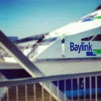 Photo taken at Baylink Ferry by Paris D. on 5/10/2012