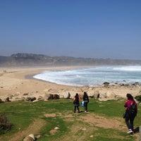Photo taken at Playa Tunquen by Carlos d. on 9/9/2012