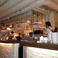 Photo taken at Bar&Bistro 64 by jin k. on 6/11/2012