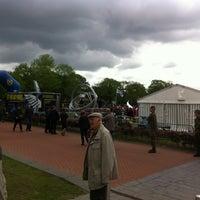 Photo taken at Generaal Majoor de Ruijter van Steveninck Kazerne by Mark v. on 5/12/2012