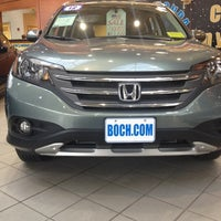 Photo taken at Boch Honda by Michael M. on 6/19/2012