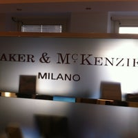 Photo taken at Baker&McKenzie by Robi A. on 6/27/2012