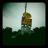 Photo taken at Octopus Car Wash by Lora W. on 6/6/2012