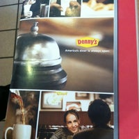 Photo taken at Denny's by Letecia C. on 7/25/2012