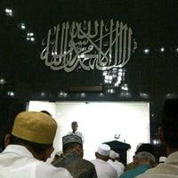 Photo taken at Masjid Imam Bonjol by Mahatma S. on 7/28/2012