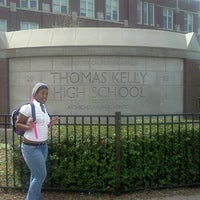 Photo taken at Kelly High School by Darrell G. on 9/4/2012