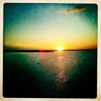 Photo taken at Edgewater Pier by Clay K. on 6/25/2012