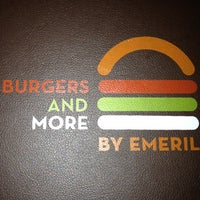 Photo taken at Burgers and More by Emeril by Jared S. on 7/1/2012