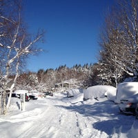 Photo taken at Smugglers' Notch Resort by Tracy Lee C. on 2/26/2012