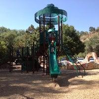 Photo taken at Manitou Springs Memorial Park by Langdon L. on 9/8/2012
