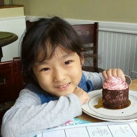 Photo taken at Main Street Bakery & Cafe by Joseph T. on 4/14/2012