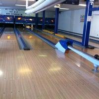 Photo taken at Patterson Bowling Center by Ben W. on 6/23/2012