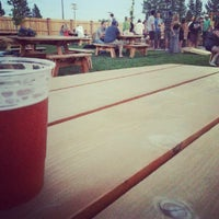 Photo taken at GoodLife Brewing by Nathan J. on 8/3/2012