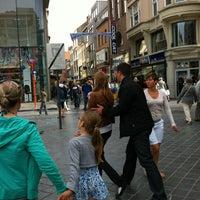 Photo taken at Kapellestraat by Linda H. on 6/23/2012