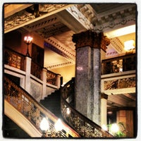 Photo taken at The Seelbach Hilton Louisville by Kelly D. on 4/3/2012