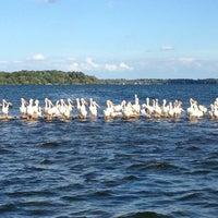 Photo taken at Lake Koronis by Matt B. on 8/5/2012