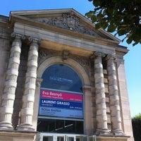 Photo prise au Jeu de Paume par R A. le7/17/2012