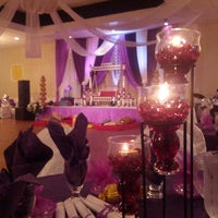 Photo taken at Swagat Banquet Hall by Eddie L. on 6/8/2012