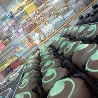 Photo taken at Candyopolis by michaela M. on 5/10/2012