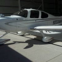 Photo taken at Independence Aviation, LLC by Aaron N. on 3/22/2012