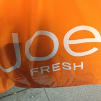 Photo taken at Joe Fresh by Camille M. on 2/23/2012