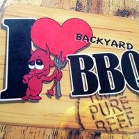 Photo taken at I Love Backyard BBQ by Rian C. on 8/12/2012