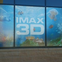 Photo taken at Great Clips IMAX Theater by Teresa on 8/10/2012