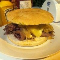 Photo taken at DoceTrece Schop & Sandwich by Fernanda G. on 4/1/2012