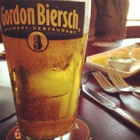 Photo taken at Gordon Biersch Brewery Restaurant by Trae H. on 6/22/2012