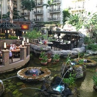 Photo taken at Gaylord Opryland Resort & Convention Center by Valerie C. on 4/12/2012