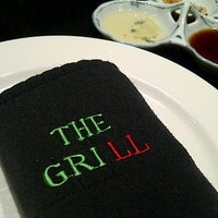 Photo taken at The Grill by arzie r. on 7/26/2012
