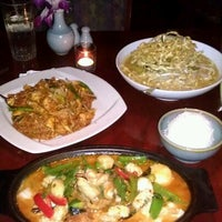 Photo taken at Royal Thai by Jenny L. on 4/7/2012