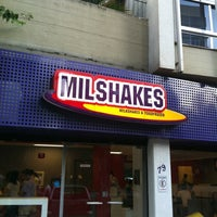 Photo taken at MilShakes by Carlos F. on 3/25/2012