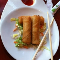 Photo taken at Spring Rolls by Jess O. on 2/22/2012
