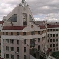 Снимок сделан в Академический университет РАН пользователем Артём С. 5/1/2012