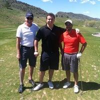Photo taken at Deer Creek Golf Club by Steve H. on 4/21/2012