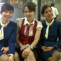 Photo taken at Bank Ekonomi by Devy S. on 2/27/2012