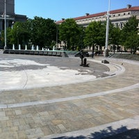 Photo taken at United States Navy Memorial by Jeff C. on 6/10/2012