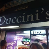 Photo taken at Duccini's by Tiffany B. on 8/5/2012