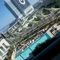 Photo taken at Omni San Diego Hotel by RoseAnn T. on 7/15/2012