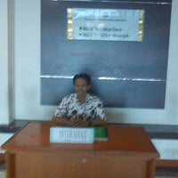Photo taken at sudin dikdas jakarta barat by Yudi P. on 9/7/2012