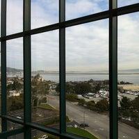 Photo taken at Hyatt Regency San Francisco Airport by Masashi S. on 3/19/2012