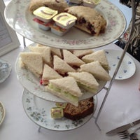 Photo taken at Tea with Tracy by Robin O. on 4/10/2012